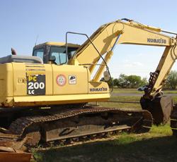 heavy equipment services